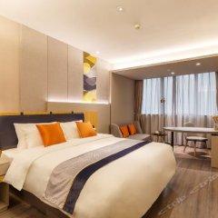 Отель Motel 168 Guangzhou Dadao Inn комната для гостей фото 4
