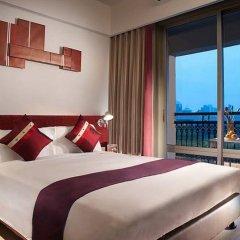 Отель Citadines Biyun Shanghai Китай, Шанхай - отзывы, цены и фото номеров - забронировать отель Citadines Biyun Shanghai онлайн комната для гостей