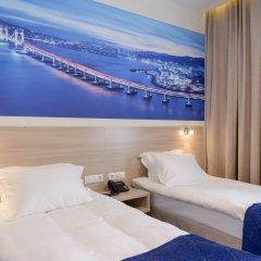 Гостиница Атерра комната для гостей фото 5