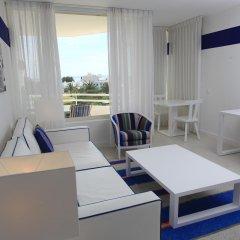 Отель Prainha Clube Португалия, Портимао - отзывы, цены и фото номеров - забронировать отель Prainha Clube онлайн комната для гостей фото 3