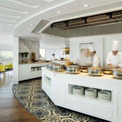 Отель Hyatt Regency Galleria Residence Дубай питание