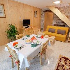 Отель Albergo Diffuso - Cjasa De Pagnocca Корденонс комната для гостей