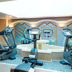 Отель The Westin Valencia фитнесс-зал фото 3