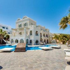Blue Suites Hotel пляж фото 2