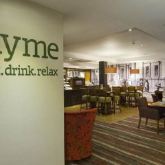 Отель Premier Inn London Waterloo гостиничный бар