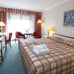 Отель Ensana Thermal Aqua Венгрия, Хевиз - 9 отзывов об отеле, цены и фото номеров - забронировать отель Ensana Thermal Aqua онлайн комната для гостей фото 4