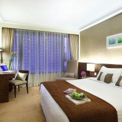 City Garden Hotel комната для гостей