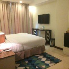 Отель Belian Hotel Филиппины, Тагбиларан - отзывы, цены и фото номеров - забронировать отель Belian Hotel онлайн комната для гостей фото 5