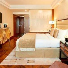 Гостиница Интерконтиненталь Москва 5* Номер Делюкс с двуспальной кроватью фото 4