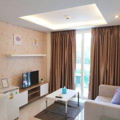 Отель Amazon Condo & Water Park Pattaya Паттайя комната для гостей фото 3