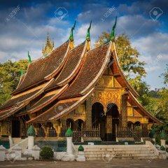 Отель Y Not Lao Villa