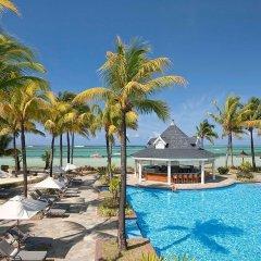 Отель Heritage Le Telfair Golf & Wellness Resort бассейн