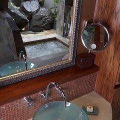 Отель Jean-Michel Cousteau Resort Савусаву ванная