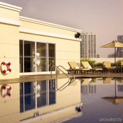 Отель Park Plaza Sukhumvit Bangkok балкон