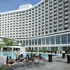 Отель Hilton Athens Афины бассейн