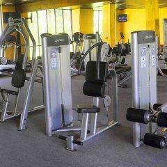 Отель Blue Water Club Suites фитнесс-зал фото 4