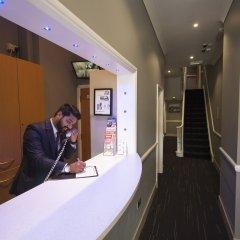 Отель St Georges Inn Victoria сауна