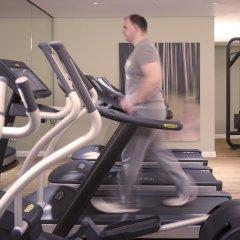 Отель Hyatt House Dusseldorf Andreas Quarter фитнесс-зал фото 2