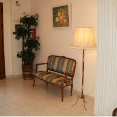 Отель Pensión San Vicente Испания, Олива - отзывы, цены и фото номеров - забронировать отель Pensión San Vicente онлайн интерьер отеля