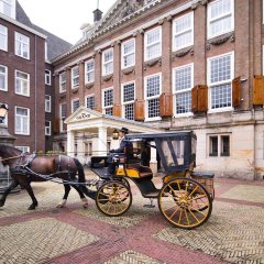 Отель Canal House Suites at Sofitel Legend The Grand Amsterdam Амстердам спа