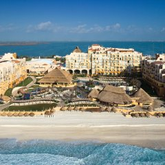 Отель Fiesta Americana Condesa Cancun - Все включено Мексика, Канкун - отзывы, цены и фото номеров - забронировать отель Fiesta Americana Condesa Cancun - Все включено онлайн пляж