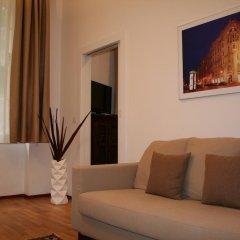 Отель My Old Pragues Hall of Music Прага комната для гостей