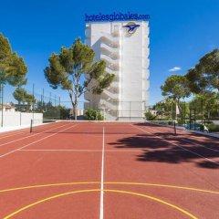 Mimosa Hotel Mallorca спортивное сооружение