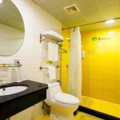 Отель Home Inn Ciyunsiqiao ванная фото 2