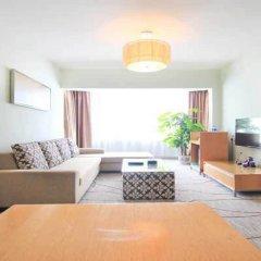 Отель Shanshui Trends North Huaqiang Шэньчжэнь комната для гостей