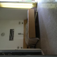 Hostel Bella Rimini сейф в номере