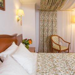 Гостиница Ассамблея Никитская 4* Люкс с различными типами кроватей