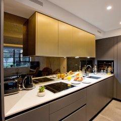 Отель Luxury Royalty Mews Лондон питание