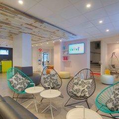 Отель Ibis Styles Nice Centre Gare Ницца интерьер отеля