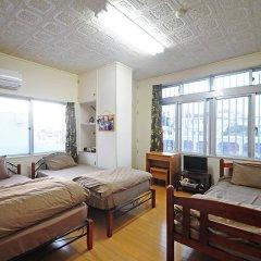 Отель Ichariba Центр Окинавы комната для гостей