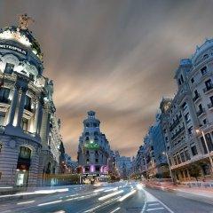 Отель Hostal Valencia Madrid спортивное сооружение