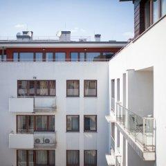 Апартаменты Quality Point Apartment балкон