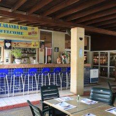 Jacaranda Hotel Apartments гостиничный бар