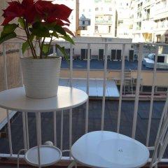 Отель Somnio Hostels Испания, Барселона - отзывы, цены и фото номеров - забронировать отель Somnio Hostels онлайн балкон