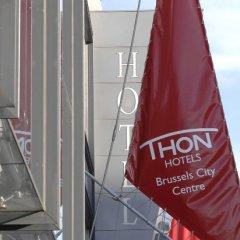Thon Hotel Brussels City Centre балкон