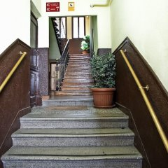 Отель Hostal La Casa de La Plaza интерьер отеля