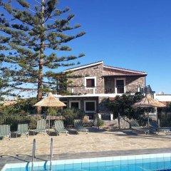 Отель Villa Medusa Греция, Херсониссос - отзывы, цены и фото номеров - забронировать отель Villa Medusa онлайн бассейн