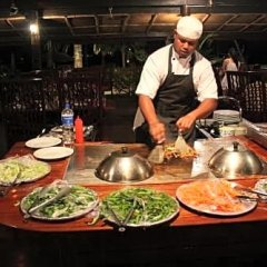 Отель Club Fiji Resort Фиджи, Вити-Леву - отзывы, цены и фото номеров - забронировать отель Club Fiji Resort онлайн питание фото 2