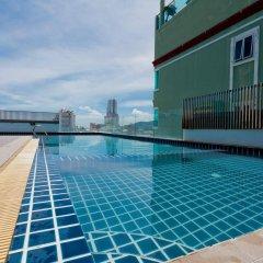 Отель Hallo Patong Dormtel And Restaurant Патонг бассейн фото 3