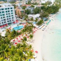 Отель Boca Beach Residence пляж