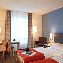 Отель Mercure Hotel Berlin City West Германия, Берлин - отзывы, цены и фото номеров - забронировать отель Mercure Hotel Berlin City West онлайн комната для гостей фото 4