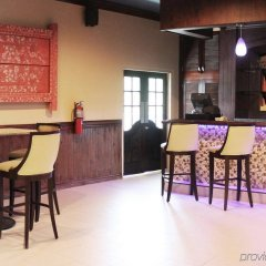 The Jamaica Pegasus Hotel гостиничный бар