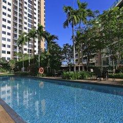 Отель Unixx Condominiums By Win 99 Group Паттайя бассейн фото 3