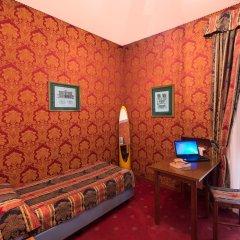 Отель Ponte Bianco Италия, Рим - 13 отзывов об отеле, цены и фото номеров - забронировать отель Ponte Bianco онлайн комната для гостей фото 2