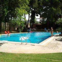 Отель B&B Villa Maria Италия, Монтезильвано - отзывы, цены и фото номеров - забронировать отель B&B Villa Maria онлайн бассейн фото 3