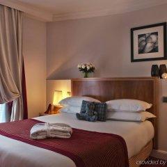 Отель Hôtel Waldorf Trocadéro комната для гостей фото 4
